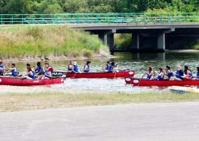 Vrouwenpolder watersport
