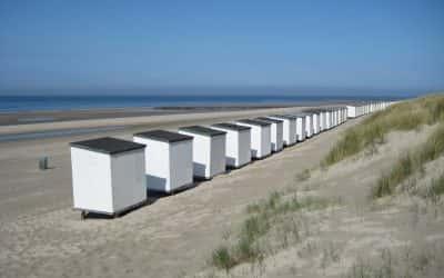 Strandhuisje Verhuurbedrijf Geertse